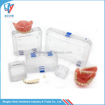 Clear dental Membrane Dental Box
