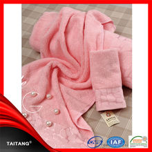 2017 high quality customized 100% cotton kids towel poncho