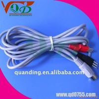 Electrode Wire /tens lead wrie /medical cable for heating pad