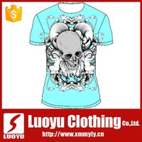 Custom your own design dye sublimation t shirt printing
