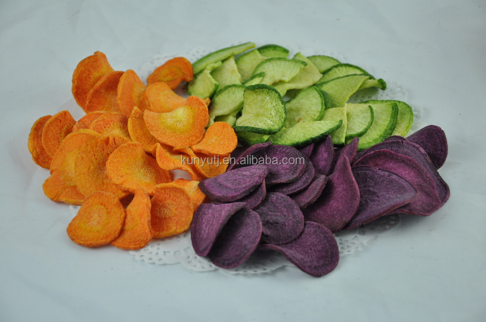 VF vegetable and fruit chips