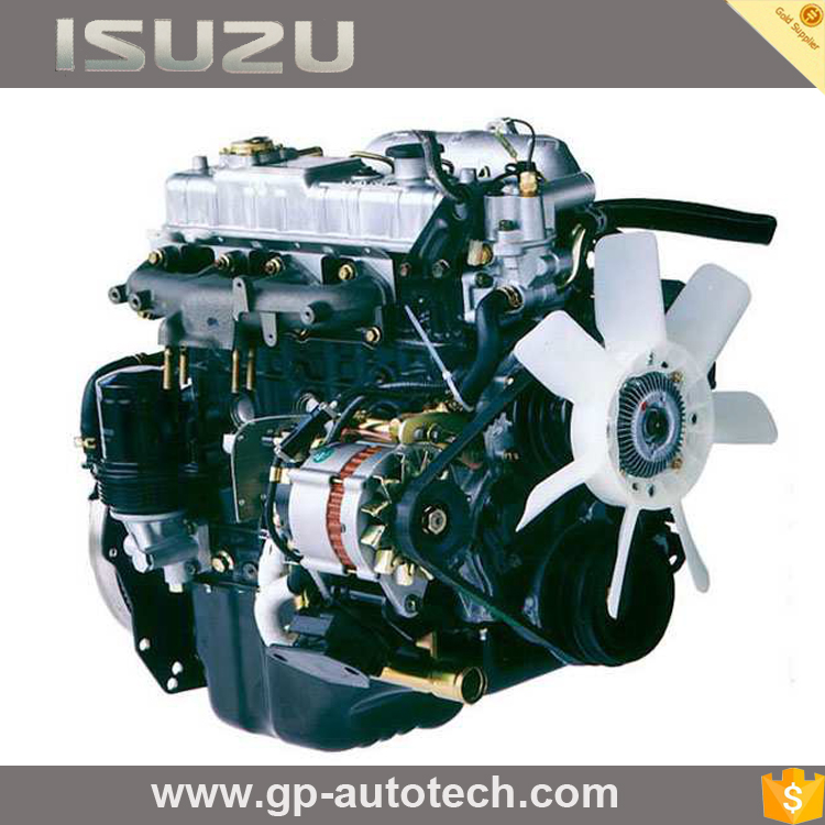 ISUZU 4JB1CN 4JB1CT new cheap motor car automobile diesel engines for sale