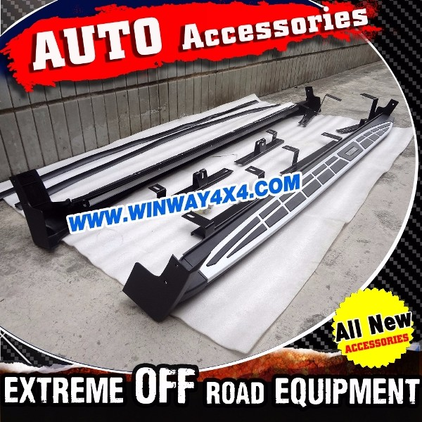 2015-2017 IX25 SIDE STEPS RUNNING BOARD 4X4 accessories