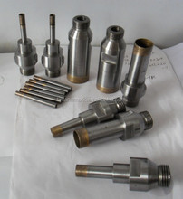 thin wall diamond core drill bit sets for bench drill