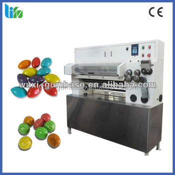 Full-auto forming machine for bubble gum 380V