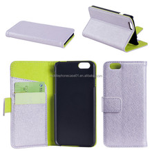case for apple iphone6+ with two card slots and stand