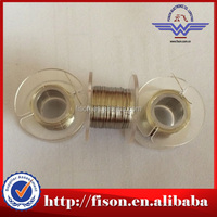 high resistance wire Soft/Bright/Anneal pure Nickel 200 Dia 0.2 mm