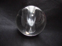 Decorative Personalized Glass Crystal Ball Spheres