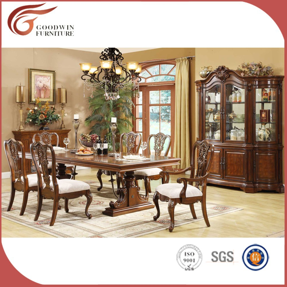 dining table designs in <strong>wood</strong> WA161,high end dining set