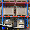 High Capacity Interlock Dexion Pallet Shelving With Wire Decking