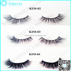 2015 hot sale private label 3D Premium mink fur strip eyelash, false eyelashes,lash