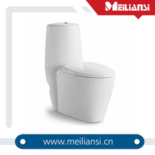 Alibaba china bathroom CE Watermark high quality ceramic wash down P trap two piece suction cup toilet paper holder