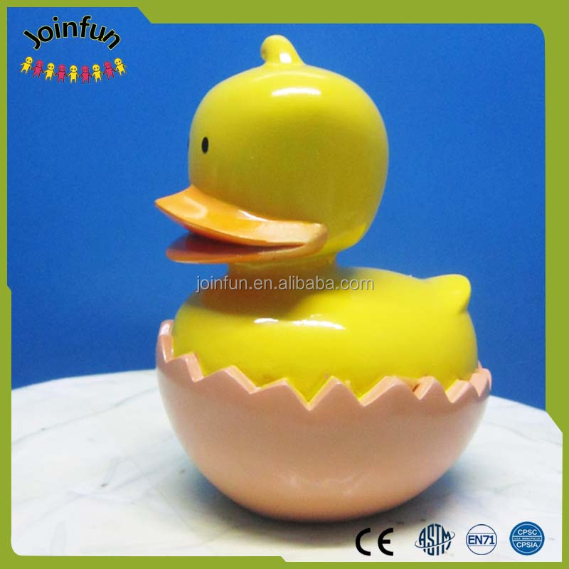 VInyl Babies swiming duck bath toys, Custom rubber baby bath toys, 3D cartoon rubber floating bath toys with sound promotion