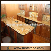 Verniz tropical gold precut countertop