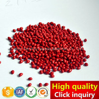 plastic hdpe bags red master batch