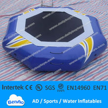 DW03 Inflatable Sea Doo Water Trampoline with Reinforced Strips