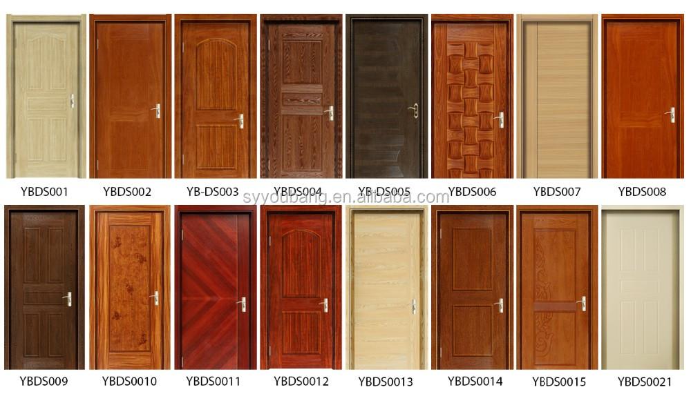 Aluminum entrance residential door flush casting aluminum for Best wooden door design