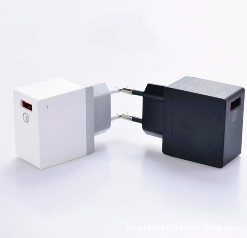 Replacement high current usb wall charger with cable