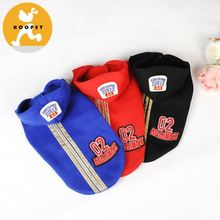 Hot selling nice dog clothes for large dogs