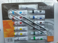 13Packs Oil Paint Set