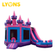 0.55 PVC inflatable bouncer castle inflatable jumping castle for sale