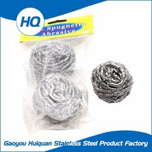 soft stainless steel wire scourer