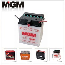 2014 hot sale Manufactory for motorcycles batteries