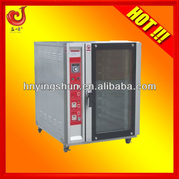 12 trays convection oven/bread proving oven/oven convection gas