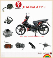 Hot Selling scooter motorcycle ITALIKA AT110 motorcycle parts for ITALIKA 110cc