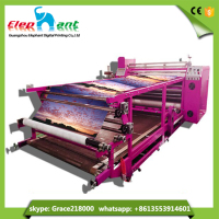 Italy quality roller heat press sublimation paper printing machine