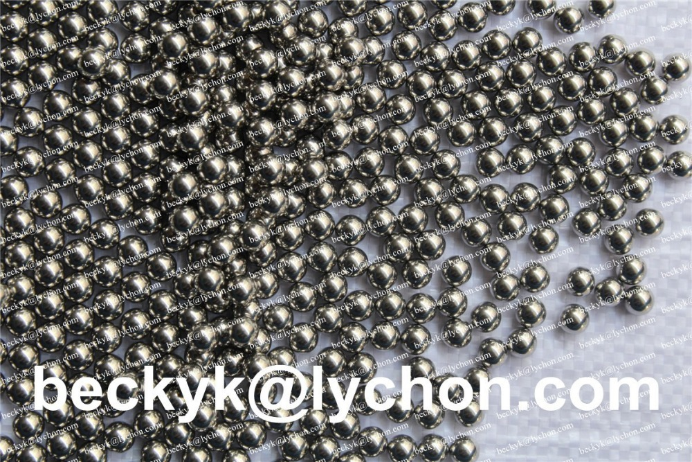 All Kinds Of Material AISI201/304/316/440 10mm Stainless Steel Ball