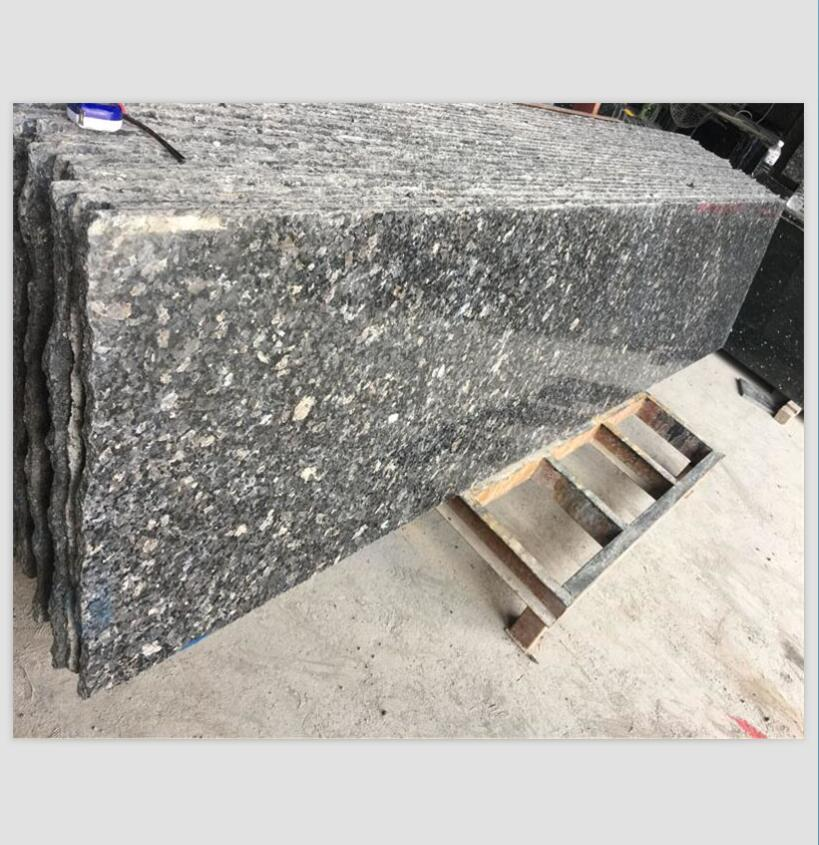 Norway silver pear granite cut to size sheet
