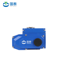 New Style turbo electric actuator with Blue