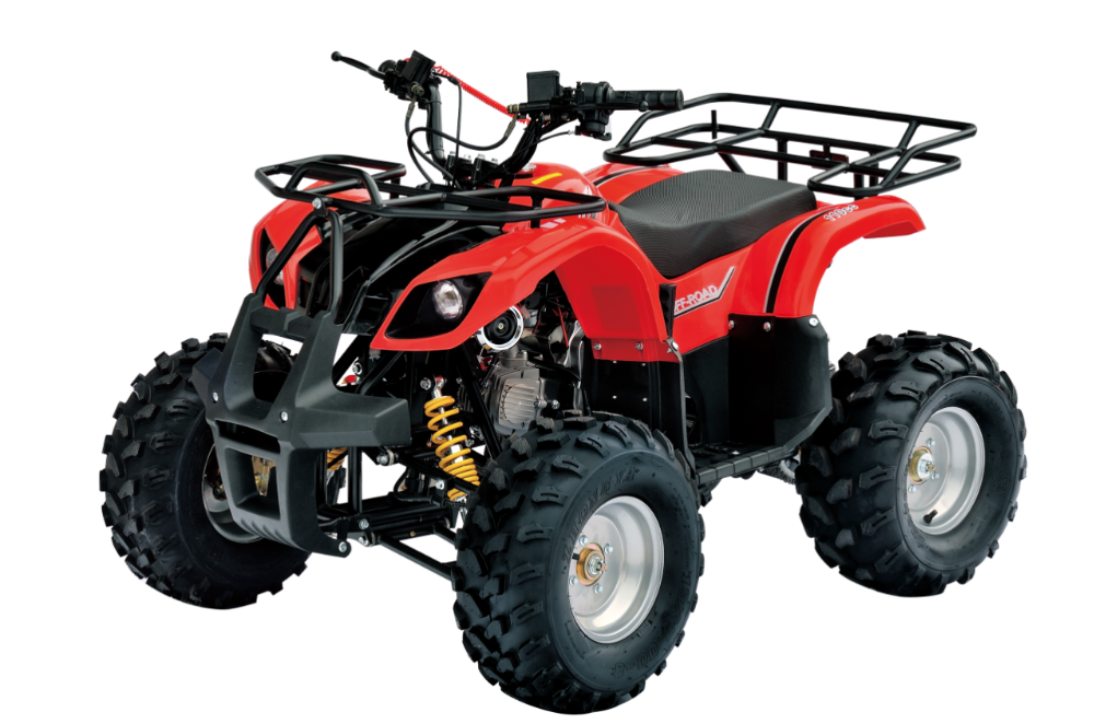 110cc 7 inch kids quadbikes wholesale