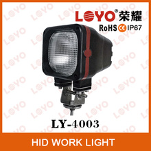 Automatic parts 7 inch led 35W 55W driving light with external ballast