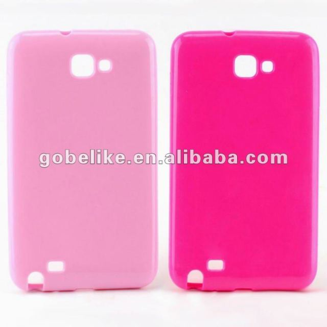 TPU! Fashion Phone Case For Samsung Galaxy Note N7000 i9220