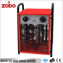 Hot Sales Portable Electric Fan Heaters 3000W