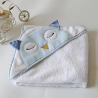 animal hooded towel baby towel with hood