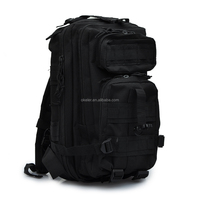 Wholesale 30L Bags Black Military Backpack, Outdoor Camping Backpack Bag, Hiking Backpack Rucksack