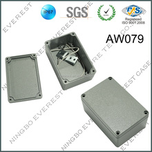 Metal boxes Electrical Aluminum Outdoor waterproof enclosure ip67