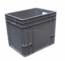Strong plastic storage tote box Stackable box PK-4333
