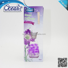 75ml Aroma oil diffuser air freshener/reed diffuser
