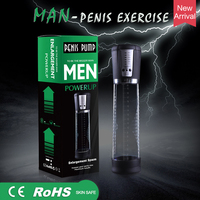 Free Sleeve Electric Handsome Up Vacuum Cylinder Masturbator Sex Toy Man With Penis Device