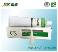ES810 one-part white silicone adhesive