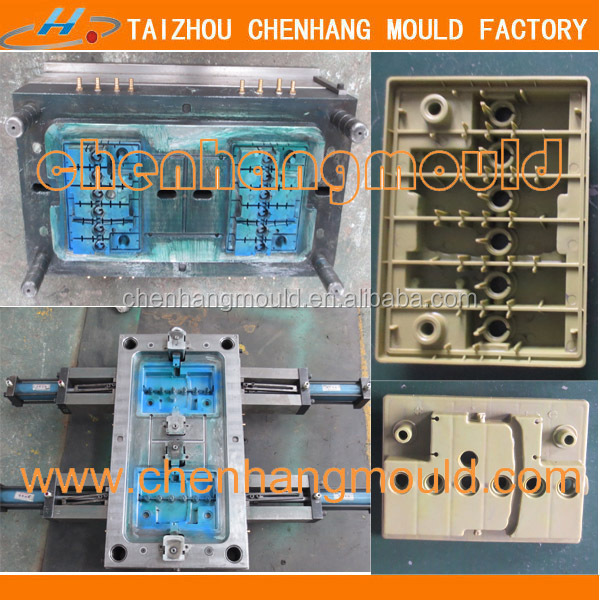 Electrical plastic casing mould casing