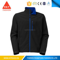 Popular New Style Man Heated SoftShell Jacket Factory--7 years alibaba experience