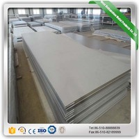 new products 300 grade polished HL surface stainless steel sheet