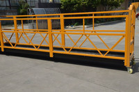 ZLP aerial steel working platform/scaffold/cradle