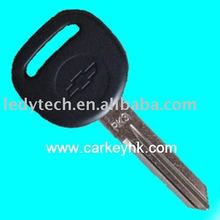 Hot sell Chevrolet PK3 transponder key shell,key blank,key coever,key case