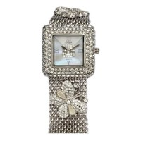 Latest Lady Led Blue Light Watch With Double Time Dial Digital Moveladyt Watches For Lady
